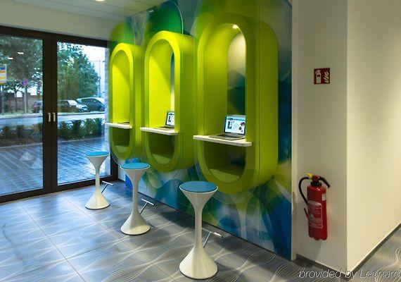 Prizeotel hamburg city for Designhotel prizeotel hamburg city